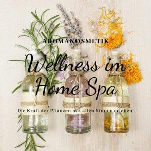 Wellnesszeit im Spa at Home - duftende Aromen für die Sinne