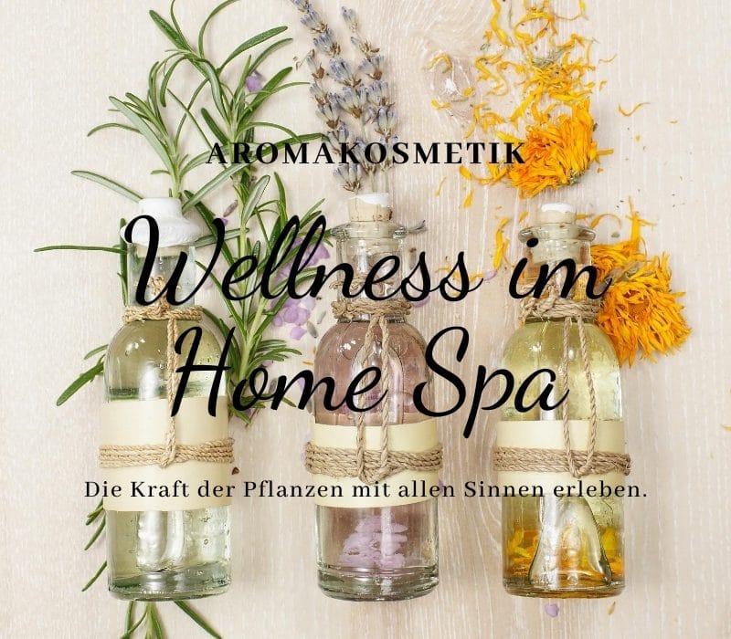 Aromatische Schönmacher für Home & Spa