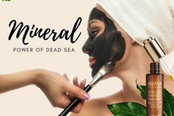 © AHAVA - marine Kosmetik aus dem Toten Meer