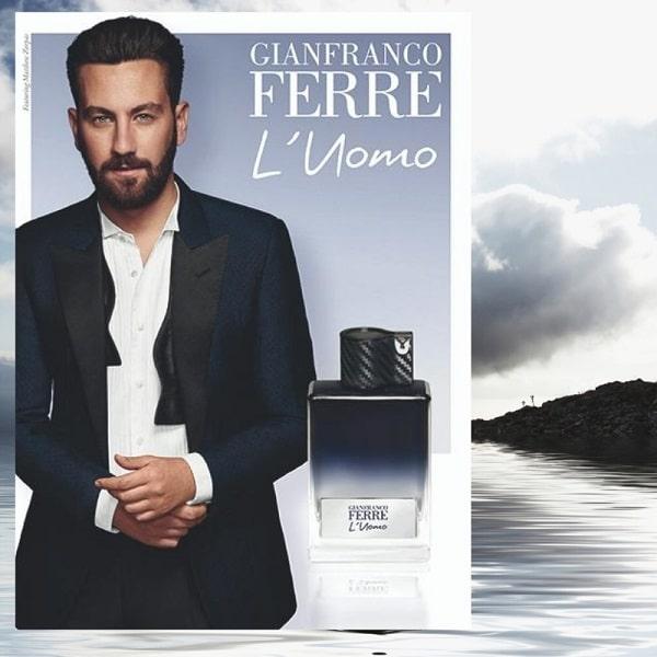 Gianfranco FERRÉ Parfums – L'UOMO for Men
