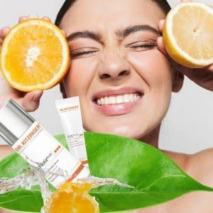 © Dr. KITZINGER Skin Care - multidimensional biomimetische Hautpflege der ersten Stunde