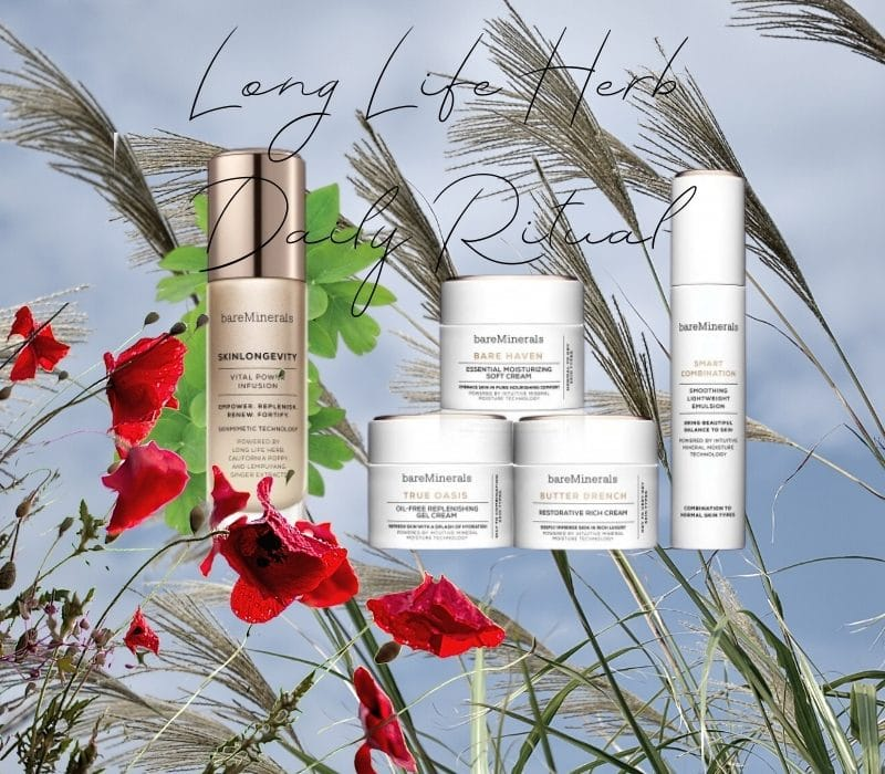 Das Beauty-Ritual SKINSORIALS by bareMinerals