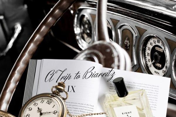 © EIGHT & BOB The Original Fragrance Book