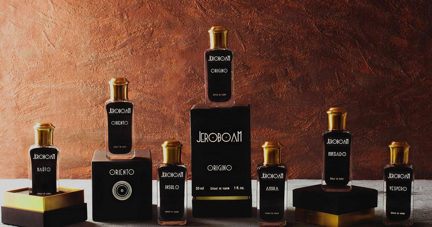 © JEROBOAM Paris The Musk Collection
