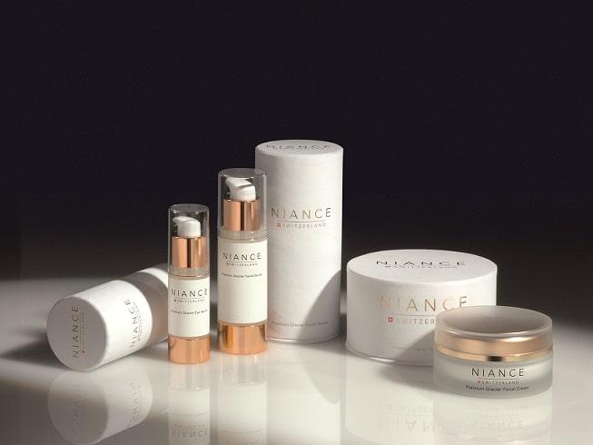 © NIANCE Swiss Mountain Cosmetics - multidimensional wirksame High-End-Kosmetik mit purer Gletscherkraft und Alpenpflanzen