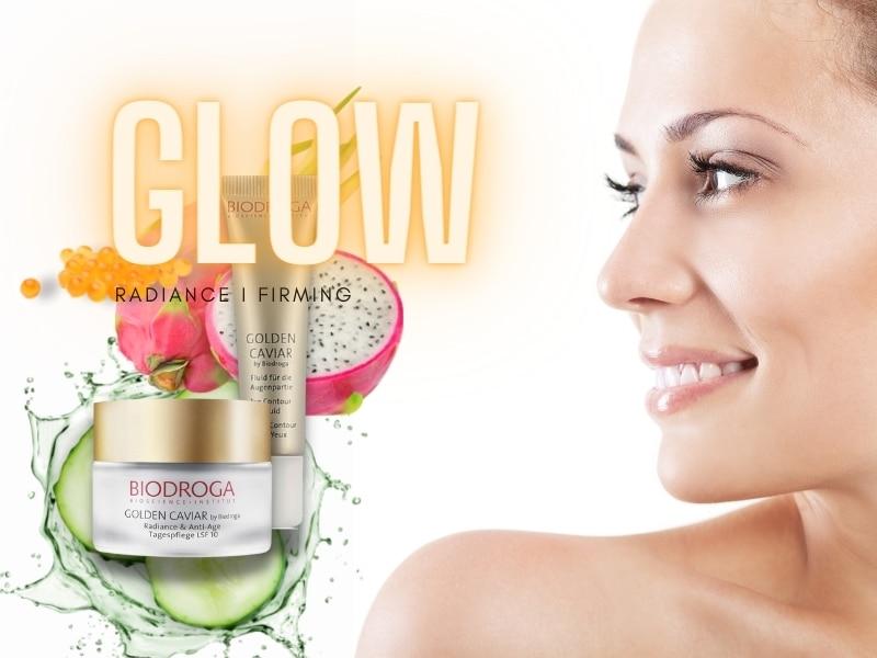 © BIODROGA Golden Caviar - weißer Kaviarextrakt und zarter Rosenduft für anspruchsvolle Hautbedürfnisse