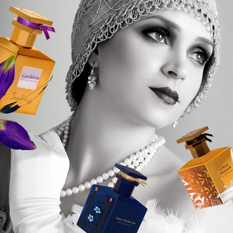 © Parfums d'Isabey Paris Classic Collection