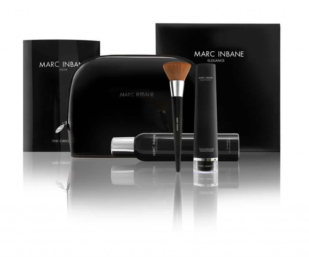 © MARC INBANE Elegance Tanning Set