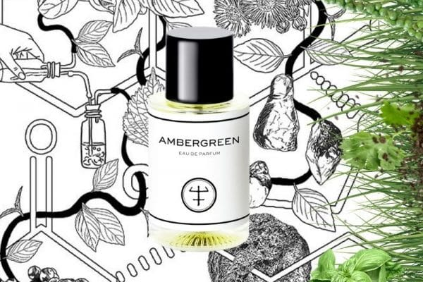 © OLIVER & CO. Perfumes AMBERGREEN - krautig-grüner Gewinner der DUFTSTARS 2017