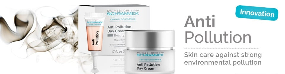 © Dr. med. Christine Schrammek Anti Pollution Dermokosmetik