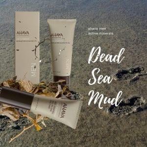 © AHAVA Time to Energize - Anti-Aging-Kosmetik für ihn aus dem Toten Meer