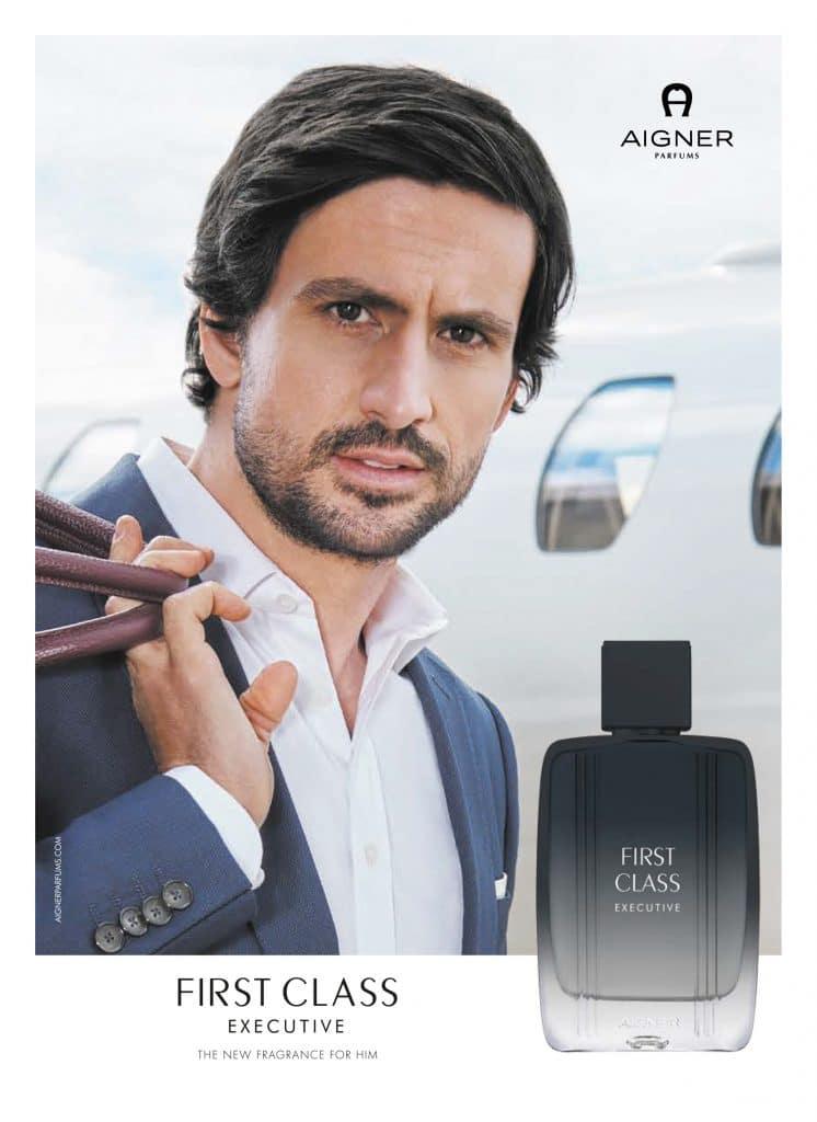 © Aigner Parfums FIRST CLASS EXECUTIVE