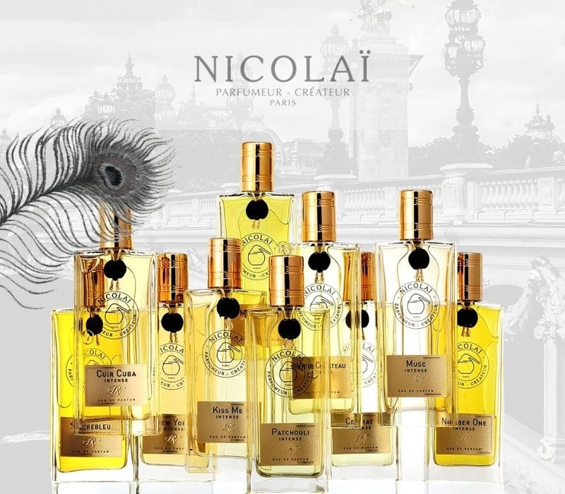 Parfums de NICOLAÏ: Die Kunst der meisterlichen Duftklaviatur