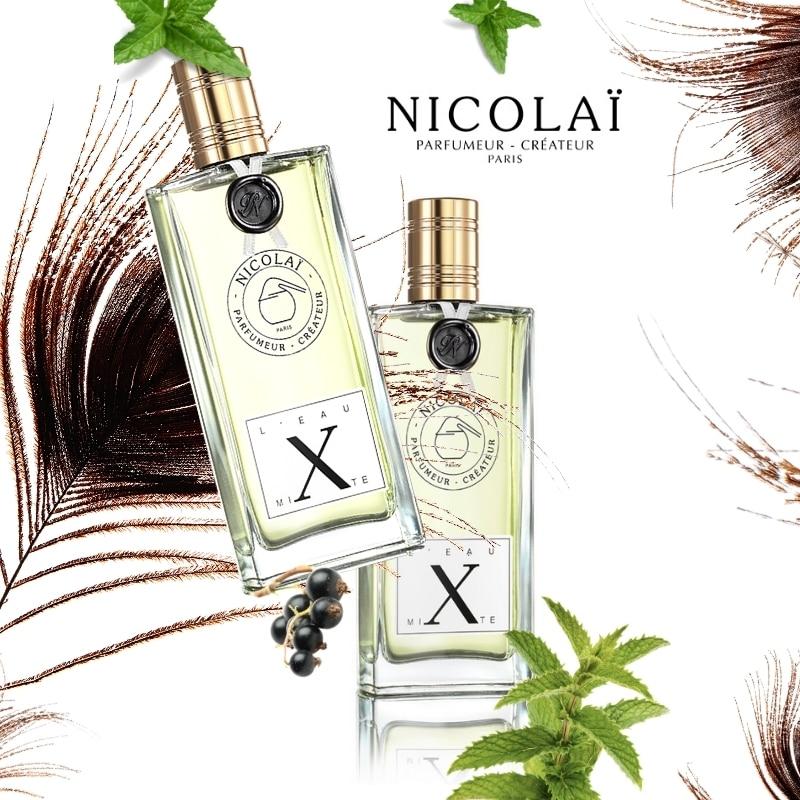 © Les Parfums de NICOLAÏ L'EAU MIXTE - Frischekick mit Minze und Johannisbeere