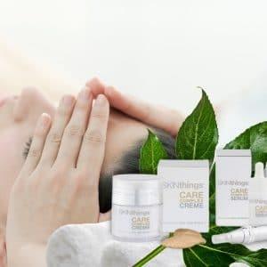© SKINthings Care Complex - effektive Beauty Shots mit den Erkenntnissen des Derma-Needlings