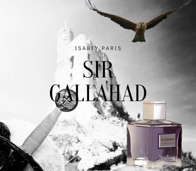 Sir Gallahad Isabey Paris – Auf der Fährte des Falken