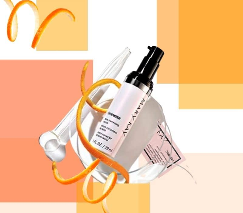 MARY KAY Cosmetics: Quadratisch, kraftvoll… Vitamin C!