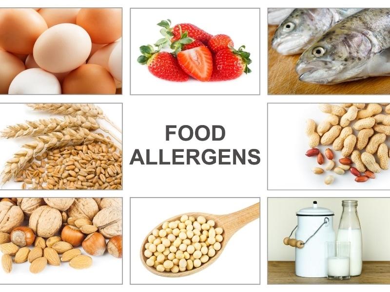 Lebensmittelallergien auf dem Vormarsch