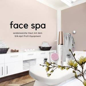 © Braun FaceSpa Pro - das mobile Beauty-Center für zuhause und unterwegs