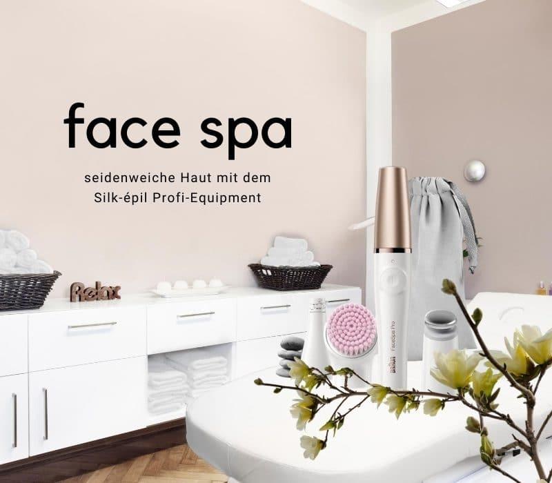 Braun Silk-épil und FaceSpa Pro – Haarentfernung und Pflege-Tools für maximale Präzision