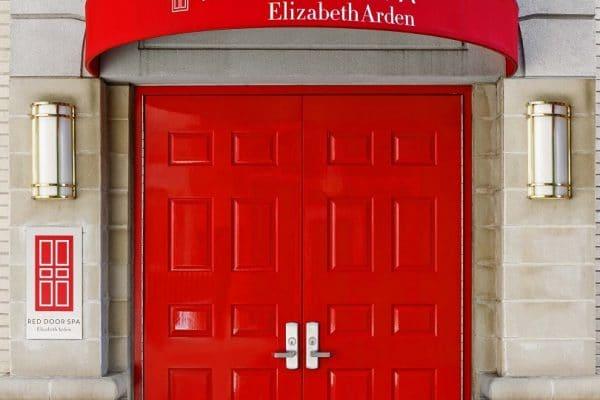 © Elizabeth Arden Red Door Spa - Stammhaus in der 5th Avenue, New York