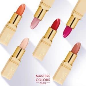 © MASTERS COLORS Paris - simple Beautyroutine für jede Jahreszeit und alle Farbtypen