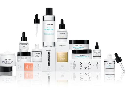 © CODAGE Paris - Hautanalyse und Diagnostik für gehaltvolle personalisierte Hautpflege
