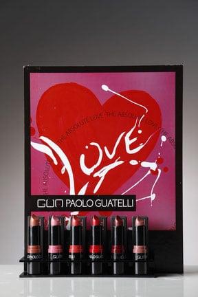 © Paolo Guatelli The Absolute Love Lipstick - stylish, pflegend und farbbrillant zum Verlieben