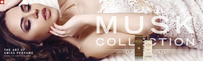 © MUSK Collection Oriental Night mit Vanille, Kaffee-Noten und Patschuli