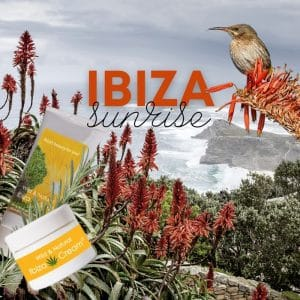 © Wild & Natural Ibiza Cosmetics - natürliche Beautypower mit Kap-Aloe, Rosmarin und Moringa