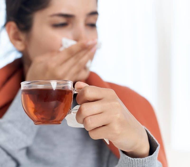 Gut gewappnet gegen grippale Infekte
