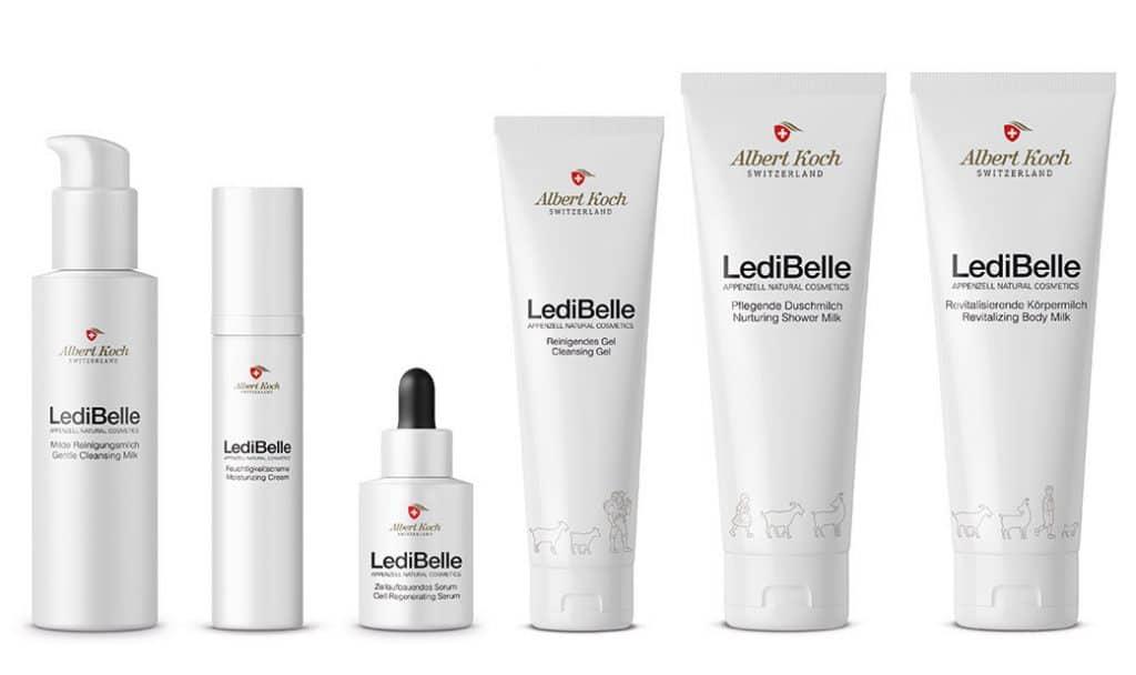 © LediBelle Hautpflegeserie
