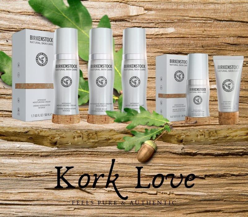 BIRKENSTOCK Natural Skin Care – Trendy Öko-Kosmetik aus Baumbarts Eichenwald