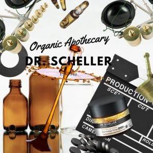 © DR. SCHELLER NATURAL & EFFECTIVE - NATRUE-zertifizierte Naturkosmetik aus der pharmazeutischen Forschung