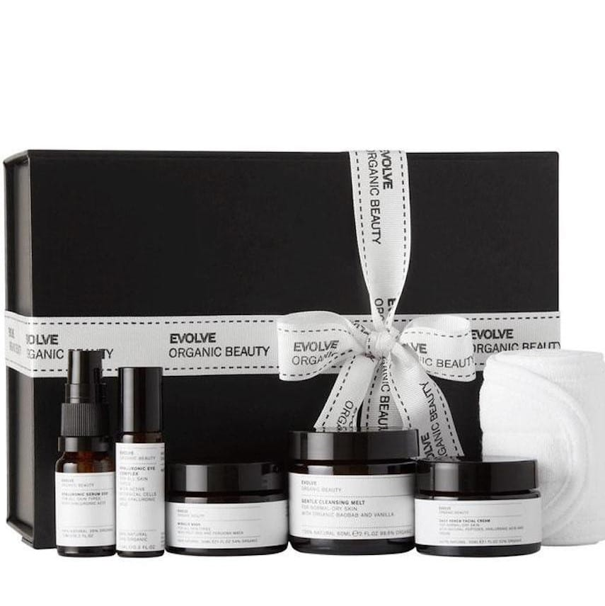 © EVOLVE ORGANIC BEAUTY Gift Set
