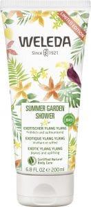 © Weleda Summer Garden Shower