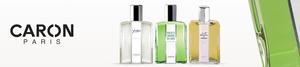 © Parfums CARON Paris - Retro-Luxus von Surrealismus bis Gegenwart in neuer Interpretation