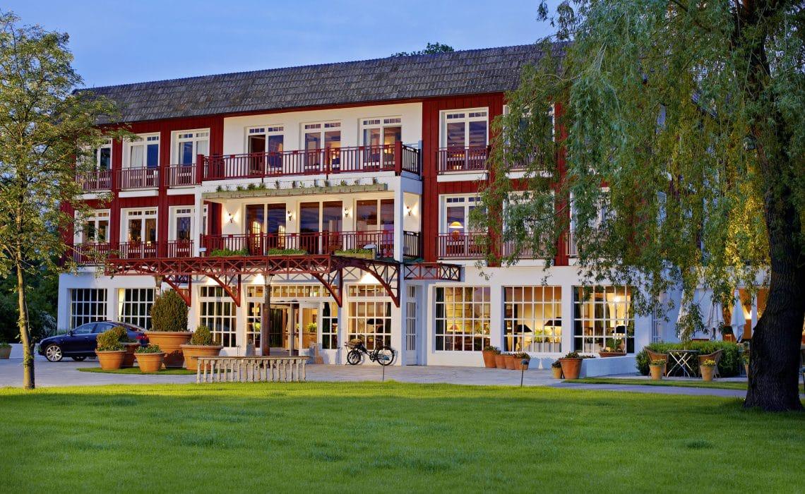 Hotel BLEICHE Resort & Spa: Wabi-Sabi und Spreewald-Romantik