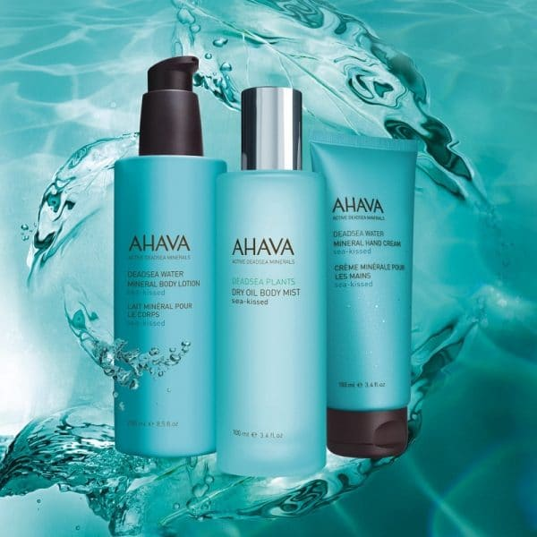 © AHAVA Sea Kissed Bodycare