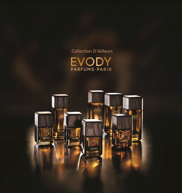 © EVODY Parfums Paris Collection d'Ailleurs
