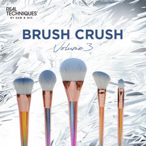 © Real Techniques Brush Crush Vol.3