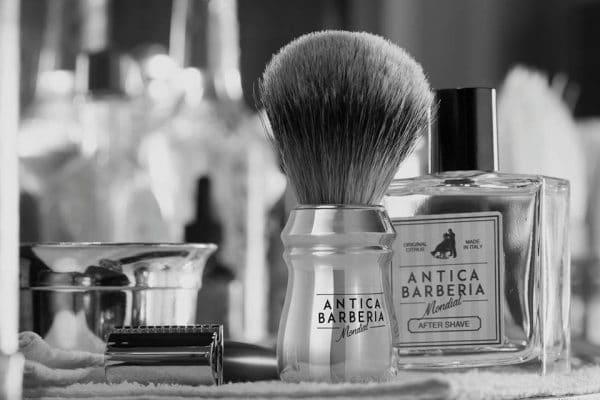 © Mondial ANTICA BARBERIA - klassische Rasurpflege in italienischer Barbertradition