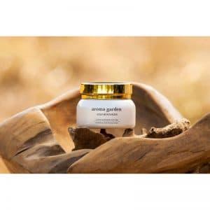 © aroma garden GOLD: Wellbeing aus der Aromachologie mit 24 Karat Mikrogold und pflanzlichen Superfoods