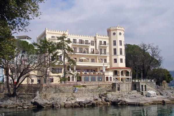 Luxusurlaub im Adria-Relax-Resort Hotel Miramar, Opatija