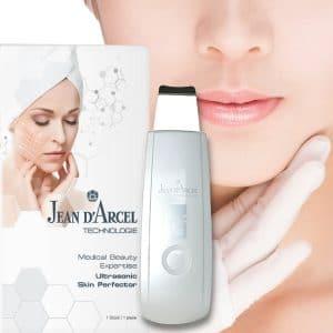 © JEAN D'ARCEL Ultrasonic Skin Perfector - kombiniertes Reinigungs- und Massagegerät auf Basis von Ultraschall