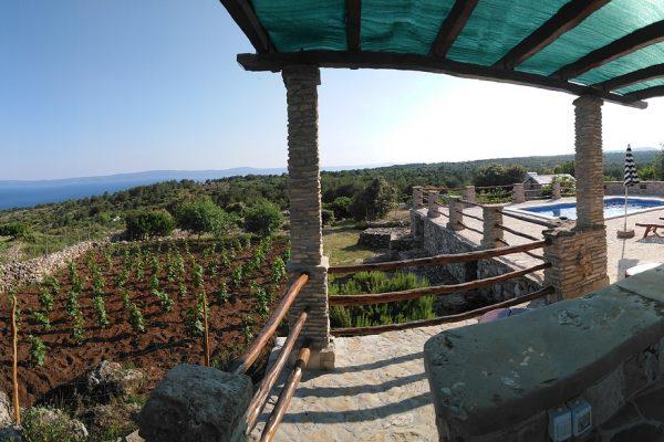 Kroatien-Inselurlaub für Individualisten - Ranch Visoka, Selca/ Brac