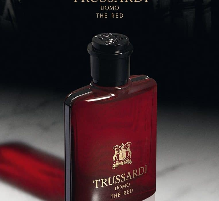 TRUSSARDI Parfums – Uomo The Red for Men