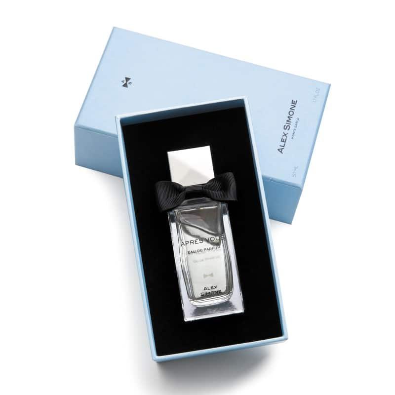 © ALEX SIMONE Parfums APRÉS VOUS