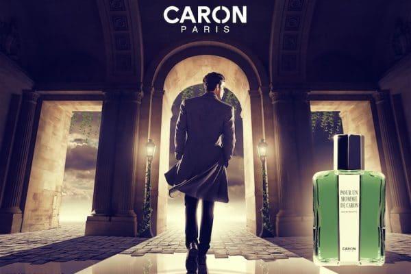 © Parfums CARON Paris POUR UN HOMME - Neukomposition des 1934er Klassikers von Richard Fraysse