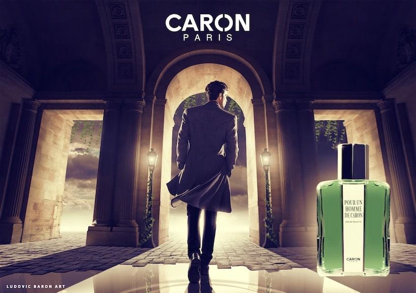 Parfums CARON – Ästhetischer Hochgenuss in unvergänglicher Duftsprache